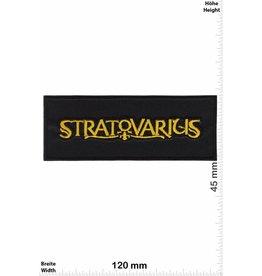 Stratovarius Stratovarius - schwarz gold -Power-Metal-Band