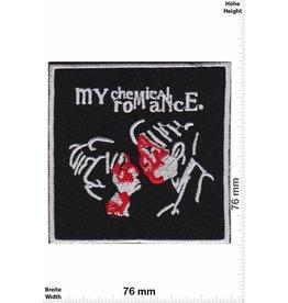 My Chemical Romance My Chemical Romance - kiss - Rockband