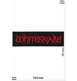 Whitesnake Whitesnake  - red - Hard-Rock-Band