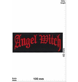 Angel Witch Angel Witch - red -  New Wave of British Heavy Metal