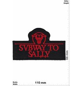 Subway to Sally Subway to Sally -red-  Folk Metal