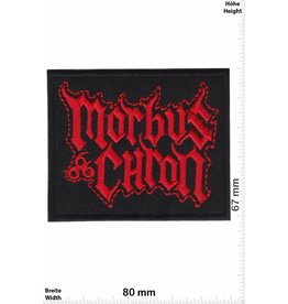 Morbus Chron Morbus Chron - red - Death-Metal-Band