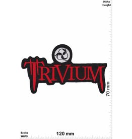 Trivium Trivium - red- Metal-Band