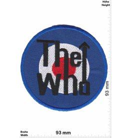 The Who The Who - round - big