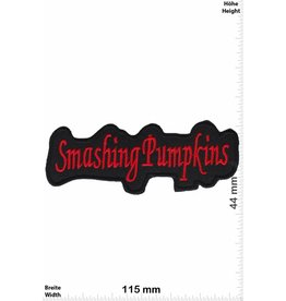 The Smashing Pumpkins  The Smashing Pumpkins - red - Alternative-Rock-Band