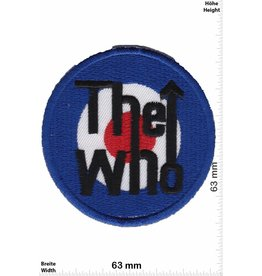 The Who The Who - round - small