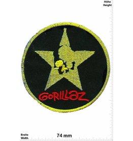 Gorillaz Gorillaz -  virtual band - neon green