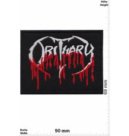 Obituary Obituary - blood - Death-Metal-Band