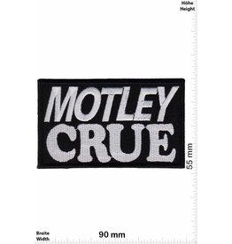 Motley Crue Motley Crue - silver - Glam-Metal-Band