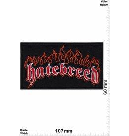 Hatebreed Hatebreed - black red -Metallic-Hardcore-Band