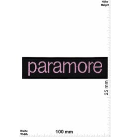 Paramore Paramore - neon pink -  Alternative-Rock-Band