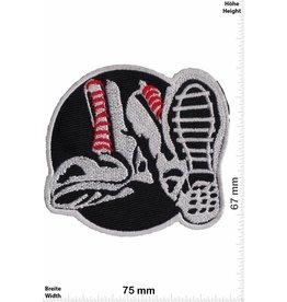 Skinhead Skinhead - Punks - combat boots - black