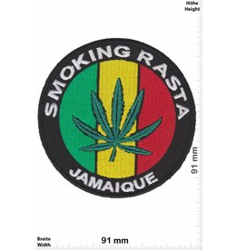 Jamaique Smoking Rasta - Jamaique