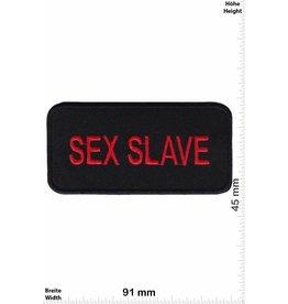 Slave Sex Slave - red