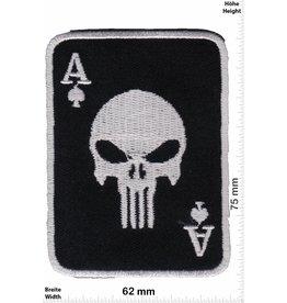 Punisher Ass Punisher - schwarz silber