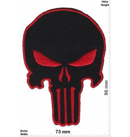 Punisher Punisher - black red