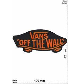 Vans VANS - off the Wall - neon orange
