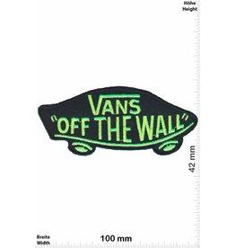 Vans VANS - off the Wall - neon green