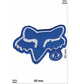 Fox FOX - Kopf Head - blau