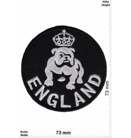 England, England England - Bulldogge