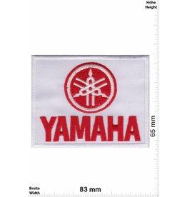 Yamaha Yamaha - red white