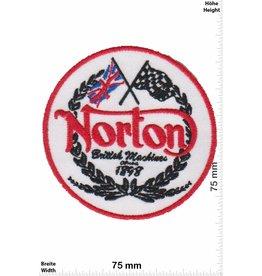 Norton Norton - British Machines - 1898