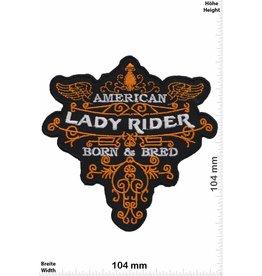 Ladyrider American Lady Rider - Born & Bred