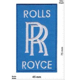 Rolls Royce Rolls Royce - blue