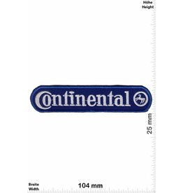 Continental  Continental - blue