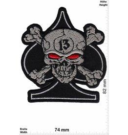 Lucky 13 Lucky 13 - Pik Skull