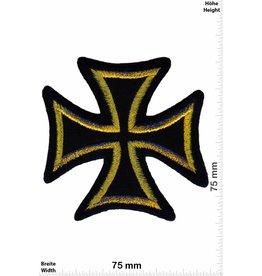 Kreuz Eiserne Kreuz - gold