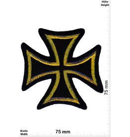 Kreuz Iron Cross - gold