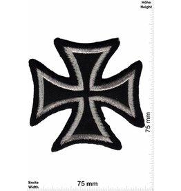 Kreuz Eiserne Kreuz - silber