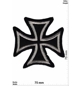 Kreuz Iron Cross - silver