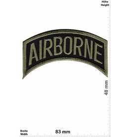 U.S. Air Force Airborne - green