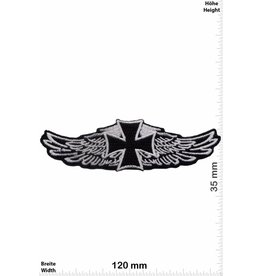 Kreuz Iron Cross - fly - wings