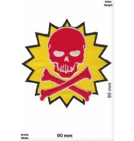 Teufel Roter Totenkopf