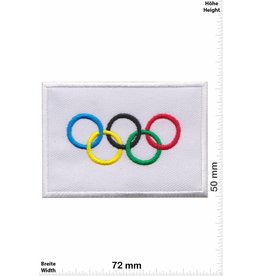 Olympische Spiele Olympic Games - Flag