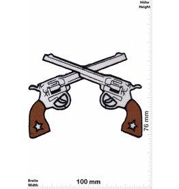Waffen 2 Pistolen - two guns