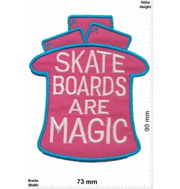 Poker Skate Boards are Magic - Poker