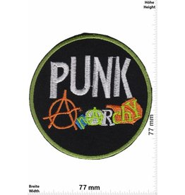 Punks Punk Anarchy