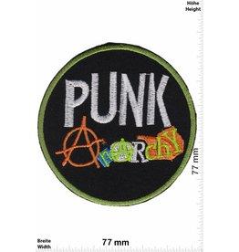 Punks Punk Anarchy