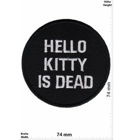 Hello Kitty Hello Kitty is Dead