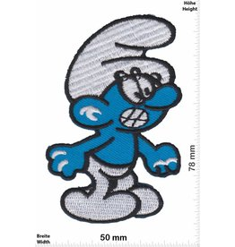 Schlumpf Angry Smurf