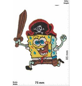 SpongeBob SpongeBobSquarePants  - Pirate