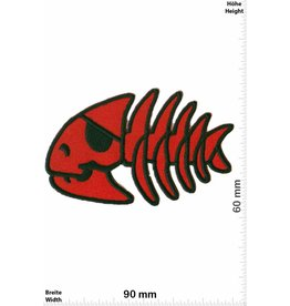 Fishbone Fishbone- red