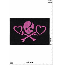 Pirat Pirat - pink