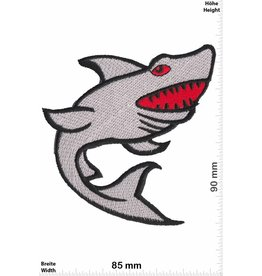 Shark Shark - silver