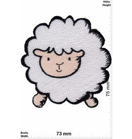 Schaf white Sheep