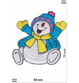 Schneemann Snowman